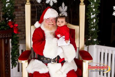 Santa Dec 8-25