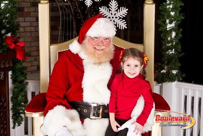 Santa Dec 8-12