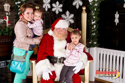 Santa Dec 8-21