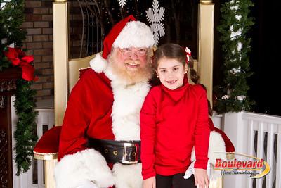 Santa Dec 8-14