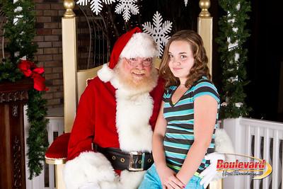 Santa Dec 8-9