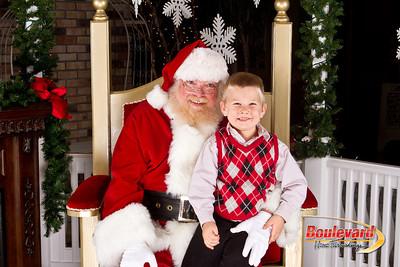 Santa Dec 8-22