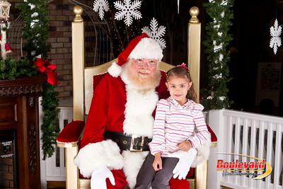 Santa Dec 8-20
