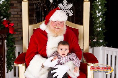 Santa Dec 8-15