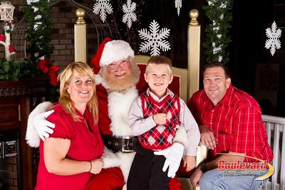 Santa Dec 8-23