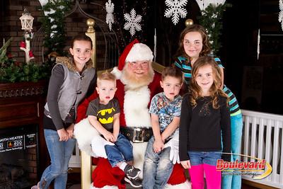 Santa Dec 8-10