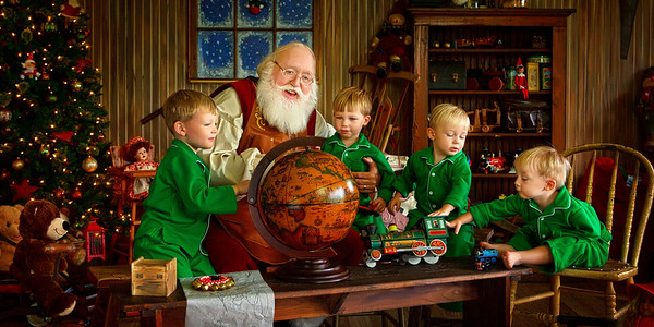 Santa's Magical Workshop Experience