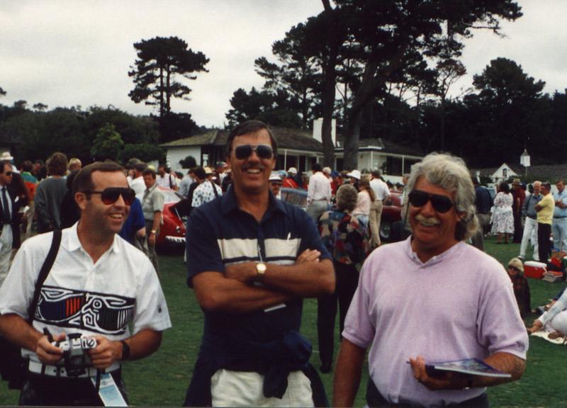 Pebble Beach Concours 1990