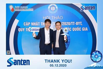 SANTEN Vietnam | Hội thảo Khoa học tại Pullman Hanoi Hotel 05.12.2020 | Chụp hình in ảnh lấy ngay Sự kiện tại Hà Nội | Hanoi Photo Booth
