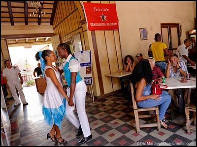 CUBA. SANTIAGO DE CUBA. ARTex