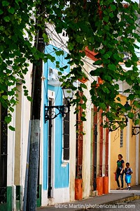 REPUBLIQUE DOMINICAINE. LA VILLE COLONIALE DE SANTO DOMINGO. SAINT DOMINGUE.
