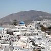 Views of Fira from our hotel.