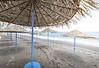 Blue! - Perissa Beach, Santorini