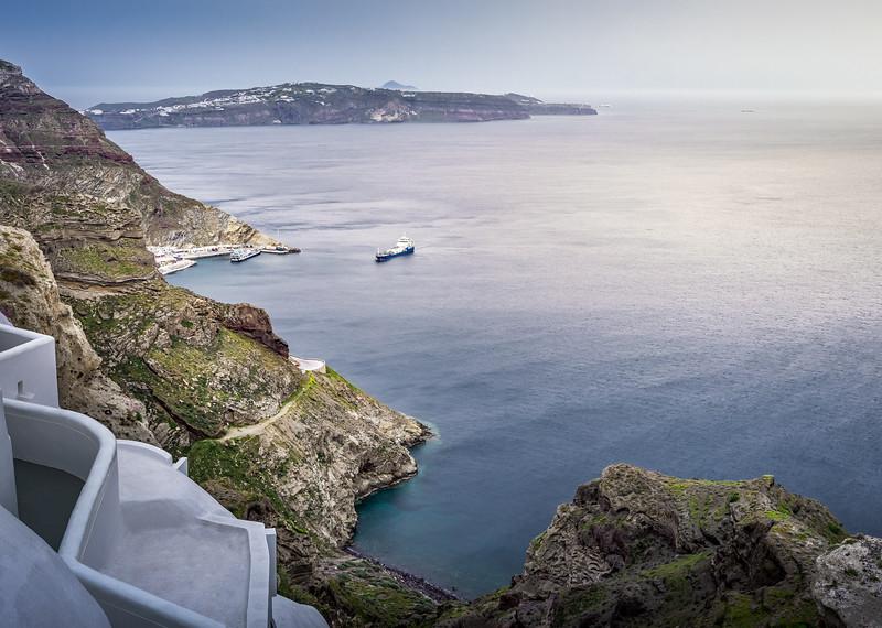 Port of Santorini! - Thira, Santorini