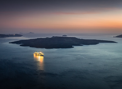 Twilight Cruiser! - Caldera, Santorini
