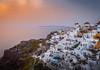 Splash of Light! - Oia, Santorini