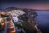 Mediterranean Dusk! - Fira, Santorini