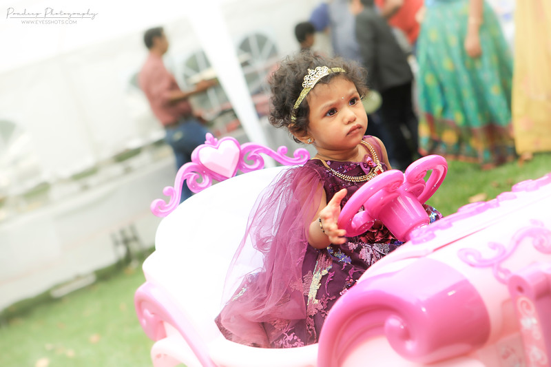 Sanvika turns ONE!