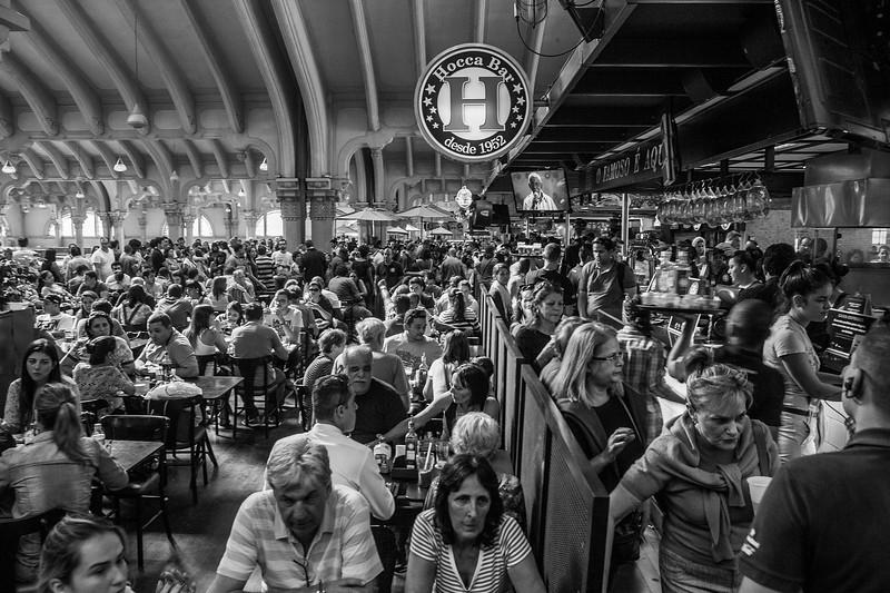 Mercado Municipale, Sao Paulo, Brazil