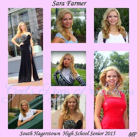 Sara Farmer 2014-2015