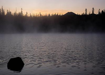 Averill Lake Sunrise