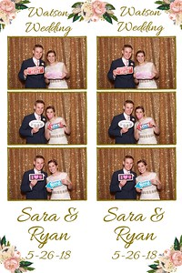 Sara & Ryan's Wedding