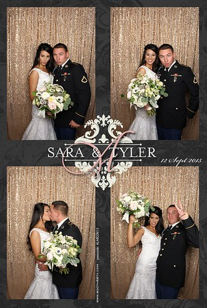 Sara & Tyler's Wedding 9-12-15