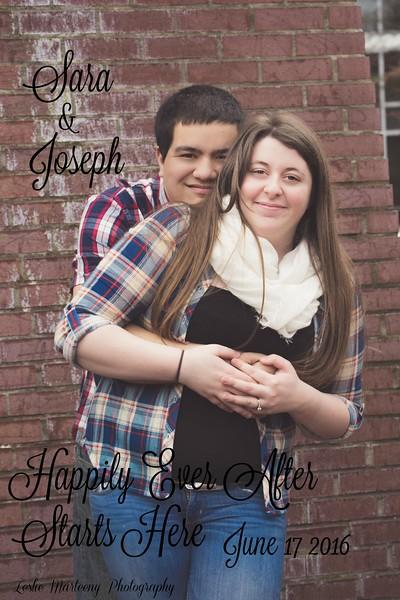 Sara and Joseph