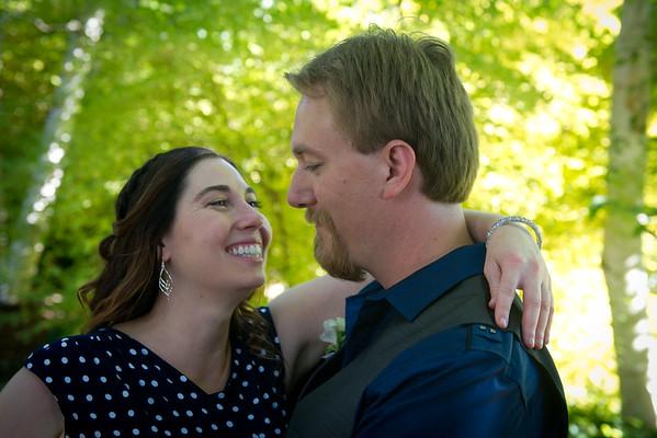 Sarah & Caleb, McMennamins Edgefield, August 14