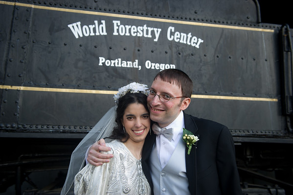 Sarah & Daniel, World Forestry Center, March 27.