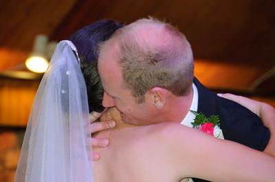 Post-kiss Hug