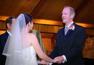 Dan Saying his Vows
