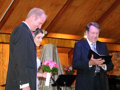 Sarah, Dan & the Pastor