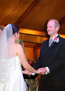 Sarah Saying Her Vows