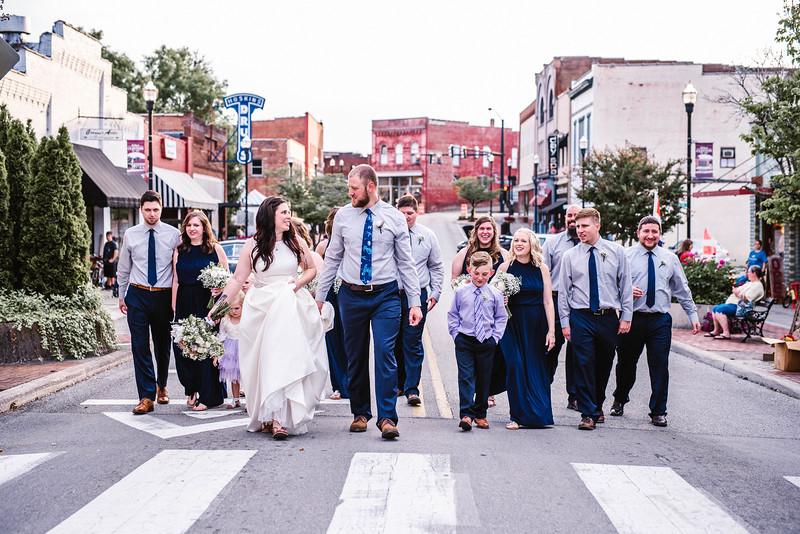 Sarah + Drew: WEDDING