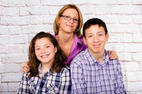 Sarah Family Portraits 2014