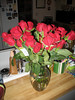 Roses sent to us by the Stovers