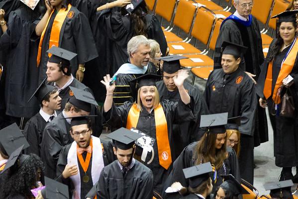 Sarah Jane Roberts' Graduation