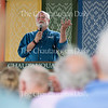 Father Gregory Boyle shares a part of his journey of faith during the Vesper Service in Hall of Philosophy on June 26, 2016.