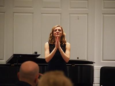 Sarah Ryan - Senior Recital