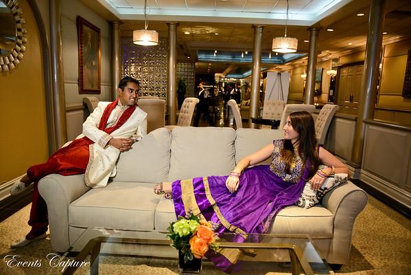 Sarah & Sudeep