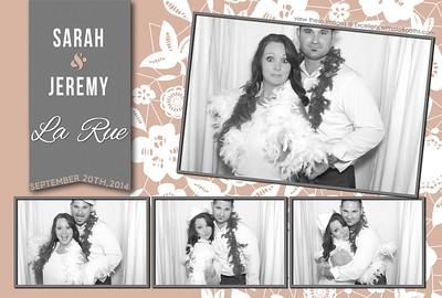 Sarah and Jeremy LaRue
