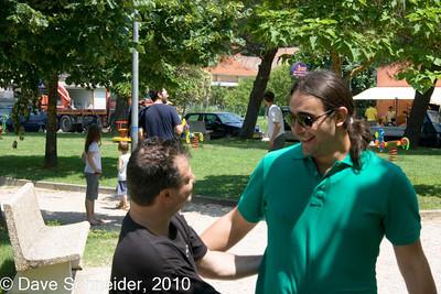 Civil Ceremony - Imola, Sept 2007