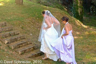 Sarah and Mirco Ceremony