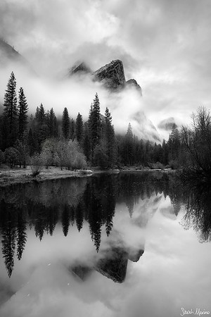 Three Brothers, Yosemite