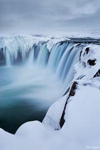 Winter Goðafoss