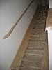 Eingepackte Treppe am 28.2.
