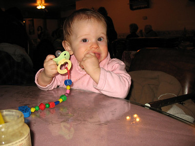 Sarah 9-12 Monate