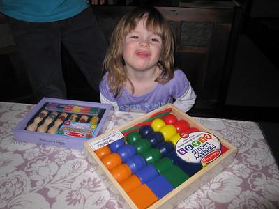Sarahs 3. Geburtstag