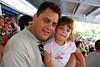 Sarah & Daddy at Sea World